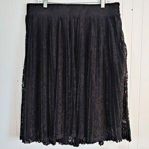 Torrid Tulle Skirt Black sz. 1